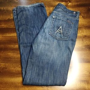 Boys 7 for All Mankind Standard Jeans Size 14